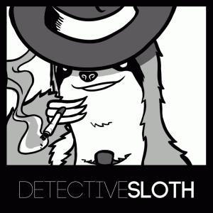 Detective Sloth